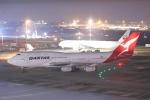 いぶき501さんが、羽田空港で撮影したカンタス航空 747-438の航空フォト(写真)