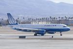 Scotchさんが、マッカラン国際空港で撮影したユナイテッド航空 A320-232の航空フォト(飛行機 写真・画像)