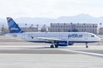 Scotchさんが、マッカラン国際空港で撮影したジェットブルー A320-232の航空フォト(飛行機 写真・画像)