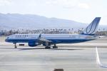 Scotchさんが、マッカラン国際空港で撮影したユナイテッド航空 757-222の航空フォト(飛行機 写真・画像)