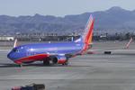 Scotchさんが、マッカラン国際空港で撮影したサウスウェスト航空 737-7H4の航空フォト(写真)