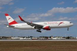 航空フォト:OE-LAT オーストリア航空 767-300