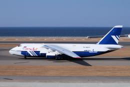 yabyanさんが、中部国際空港で撮影したポレット・エアラインズ An-124-100 Ruslanの航空フォト(飛行機 写真・画像)