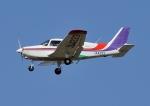 じーく。さんが、横田基地で撮影した日本個人所有 PA-28-161 Warrior IIIの航空フォト(飛行機 写真・画像)