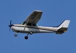 じーく。さんが、横田基地で撮影した東京航空 172P Skyhawk IIの航空フォト(飛行機 写真・画像)