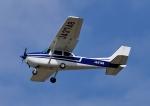 じーく。さんが、横田基地で撮影した日本法人所有 172Mの航空フォト(飛行機 写真・画像)