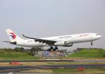 タミーさんが、成田国際空港で撮影した中国東方航空 A330-343Xの航空フォト(写真)