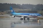 セブンさんが、成田国際空港で撮影したエア・タヒチ・ヌイ A340-313Xの航空フォト(飛行機 写真・画像)