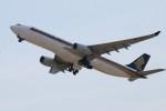 ガス屋のヨッシーさんが、関西国際空港で撮影したシンガポール航空 A310-324の航空フォト(写真)