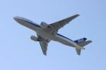 uhfxさんが、関西国際空港で撮影した全日空 777-281/ERの航空フォト(写真)