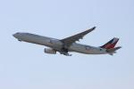 uhfxさんが、関西国際空港で撮影したフィリピン航空 A330-343Xの航空フォト(飛行機 写真・画像)