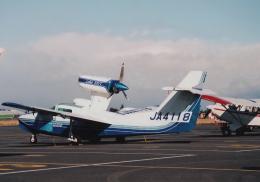 kumagorouさんが、仙台空港で撮影した日本個人所有 LA-270 Turbo Renegadeの航空フォト(飛行機 写真・画像)