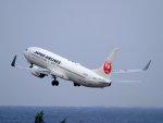 奄美空港 - Amami Airport [ASJ/RJKA]で撮影された日本航空 - Japan Airlines [JL/JAL]の航空機写真