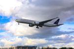 まいけるさんが、ロンドン・ヒースロー空港で撮影したサウジアラビア航空 777-368/ERの航空フォト(写真)