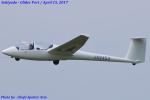 Chofu Spotter Ariaさんが、関宿滑空場で撮影した東京工業大学航空部 - Tokyo Institute of Technology Glider Club ASK 21の航空フォト(飛行機 写真・画像)