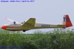 Chofu Spotter Ariaさんが、関宿滑空場で撮影した東京工業大学航空部 - Tokyo Institute of Technology Glider Club ASK 13の航空フォト(飛行機 写真・画像)
