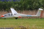 Chofu Spotter Ariaさんが、関宿滑空場で撮影したアサヒソアリングクラブ G103A Twin II Acroの航空フォト(飛行機 写真・画像)