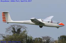 Chofu Spotter Ariaさんが、宝珠花滑空場で撮影した日本個人所有 G103 Twin IIの航空フォト(写真)