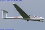 Chofu Spotter Ariaさんが、宝珠花滑空場で撮影した明治大学体育会航空部 - Meiji University Aviation Club ASK 21の航空フォト(飛行機 写真・画像)