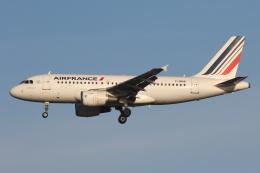 航空フォト:F-GRHB エールフランス航空 A319