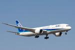 Yagamaniaさんが、新千歳空港で撮影した全日空 787-9の航空フォト(写真)