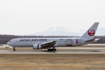 Yagamaniaさんが、新千歳空港で撮影した日本航空 767-346/ERの航空フォト(写真)