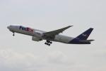 uhfxさんが、関西国際空港で撮影したフェデックス・エクスプレス 777-FS2の航空フォト(飛行機 写真・画像)