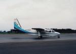 kumagorouさんが、仙台空港で撮影した新中央航空 BN-2A-20 Islanderの航空フォト(飛行機 写真・画像)