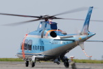 Hrtsti12さんが、鳥取空港で撮影した鳥取県警察 AW109SPの航空フォト(写真)