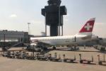★azusa★さんが、ジュネーヴ・コアントラン国際空港で撮影したスイスインターナショナルエアラインズ A320-214の航空フォト(写真)