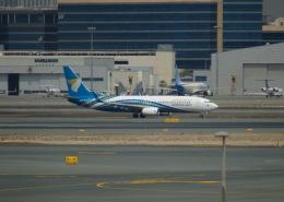 航空フォト:A4O-BAF オマーン航空 737-800