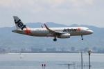 uhfxさんが、関西国際空港で撮影したジェットスター・ジャパン A320-232の航空フォト(飛行機 写真・画像)