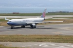 uhfxさんが、関西国際空港で撮影したチャイナエアライン A330-302の航空フォト(飛行機 写真・画像)
