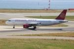 uhfxさんが、関西国際空港で撮影した吉祥航空 A320-214の航空フォト(飛行機 写真・画像)