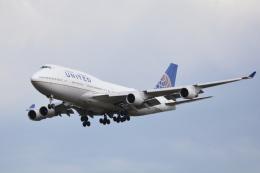 LEGACY-747さんが、成田国際空港で撮影したユナイテッド航空 747-422の航空フォト(写真)