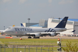 LEGACY-747さんが、成田国際空港で撮影したチャイナエアライン 747-409の航空フォト(写真)