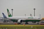 LEGACY-747さんが、成田国際空港で撮影したエバー航空 777-36N/ERの航空フォト(飛行機 写真・画像)