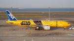 maccha_chaさんが、羽田空港で撮影した全日空 777-281/ERの航空フォト(写真)