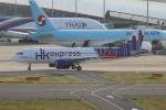 uhfxさんが、関西国際空港で撮影した香港エクスプレス A320-271Nの航空フォト(飛行機 写真・画像)