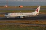 uhfxさんが、関西国際空港で撮影した中国東方航空 737-89Pの航空フォト(飛行機 写真・画像)