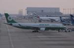 uhfxさんが、関西国際空港で撮影したエバー航空 A330-203の航空フォト(飛行機 写真・画像)
