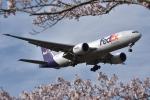 qooさんが、成田国際空港で撮影したフェデックス・エクスプレス 777-FS2の航空フォト(写真)