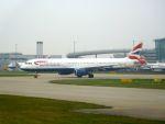 まいけるさんが、ロンドン・ヒースロー空港で撮影したブリティッシュ・エアウェイズ A321-231の航空フォト(写真)