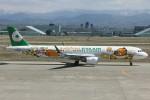 コギモニさんが、小松空港で撮影したエバー航空 A321-211の航空フォト(写真)