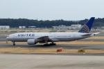 ハピネスさんが、成田国際空港で撮影したユナイテッド航空 777-222/ERの航空フォト(飛行機 写真・画像)