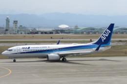 SFJ_capさんが、小松空港で撮影した全日空 737-881の航空フォト(飛行機 写真・画像)