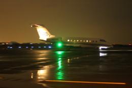 ジャンクさんが、羽田空港で撮影したガルフストリーム・エアロスペース Gulfstream G280の航空フォト(飛行機 写真・画像)