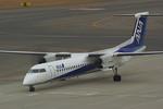rjnsphotoclub-No.07さんが、中部国際空港で撮影したANAウイングス DHC-8-402Q Dash 8の航空フォト(飛行機 写真・画像)
