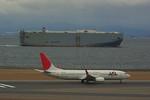 rjnsphotoclub-No.07さんが、中部国際空港で撮影したJALエクスプレス 737-846の航空フォト(飛行機 写真・画像)