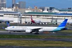 T.Sazenさんが、羽田空港で撮影したガルーダ・インドネシア航空 777-3U3/ERの航空フォト(写真)